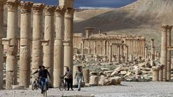 世界遺産パルミラ、破壊の危機 イスラム国に制圧される【画像】