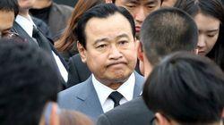 李完九・韓国首相、裏献金疑惑で辞意表明