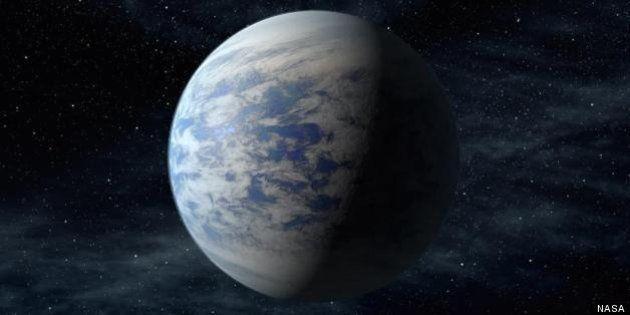 NASA、地球に似た星を3つ発見