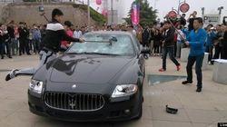 マセラティ、中国で見せしめでボコボコに・・・「アフターケアがなってない」