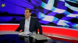 ギリシャのチプラス首相「返済はできない」 ユーロ圏残留には楽観的
