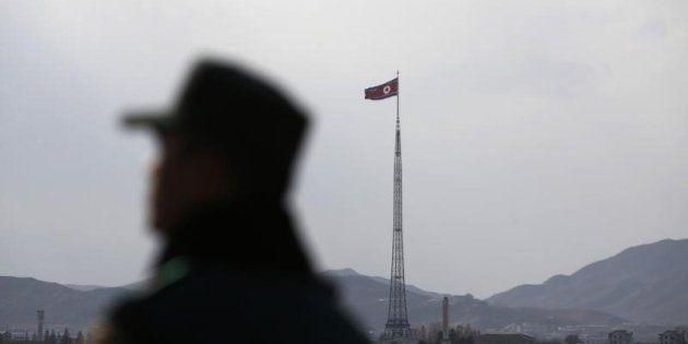 女性団体、歩いて北朝鮮から韓国へ「朝鮮戦争の終結を」