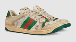Gucci Is Selling Dirty Trainers For £615. Yes,