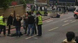 ロンドンで男性殺害、過激派のテロか