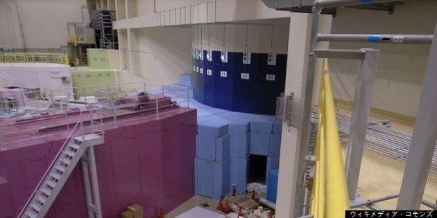 原子力機構で放射性物質漏れ