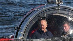 プーチン大統領サハリン州訪問