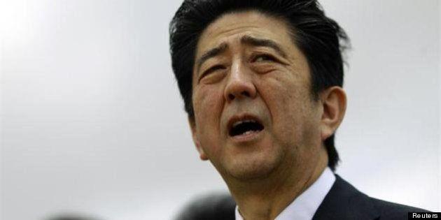 安倍首相、株価の乱高下を「日々の現象にすぎない」