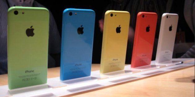 iPhone 5s, iPhone 5c 実機速報