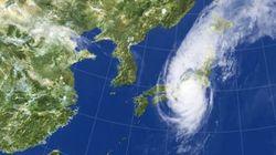 台風18号で「経験のない大雨」警戒呼びかける