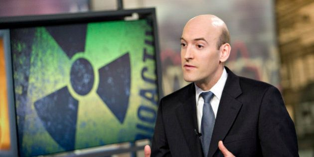 Gregory Jaczko, chairman of the U.S. Nuclear Regulatory Commission, speaks during a Bloomberg television...