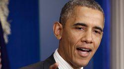 オバマ大統領、ロウハニ大統領と電話会談