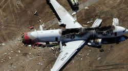 アシアナ機事故、飛行経路グラフで飛行機が超低空、超低速であったことが明らかに。