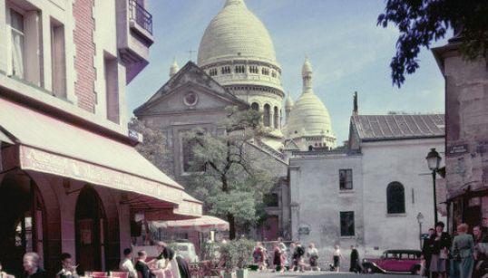 【画像集】古き良き時代のパリにタイムスリップの旅