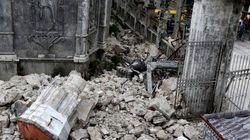 フィリピンでM7.2の地震発生、死者多数