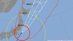 台風26号、各地で冠水などの被害【画像・動画】