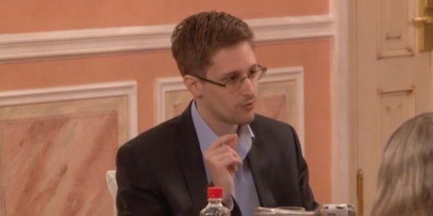 エドワード・スノーデン氏の最新動画を公開「底引き網のような監視は国を傷つける」と米政府を批判