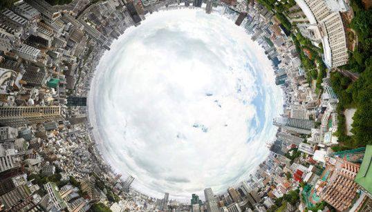 東京タワーから360度撮影した写真がすごい「Tokyo