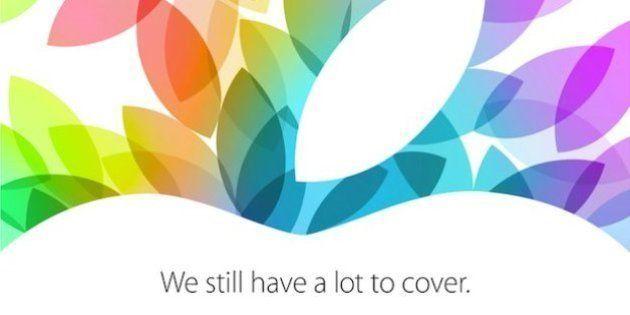 iPad/iPad mini いよいよ深夜2時に発表か