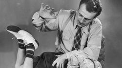 「幼少期の体罰」は将来の問題行動につながる:実証研究