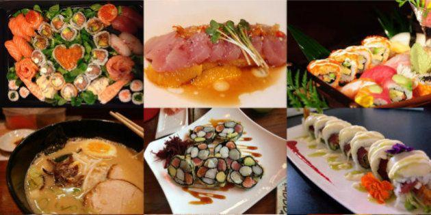 『日本よこれが世界の和食だ』海外の日本食レストランベスト30