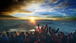 富士山の「ご来光」をインスタグラムで【画像集】