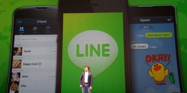 LINE、来年夏上場との報道に「決定した事実ない」
