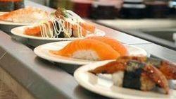 「寿司職人は回らない」回転寿司のお作法を外国人に伝えるインフォグラフィック