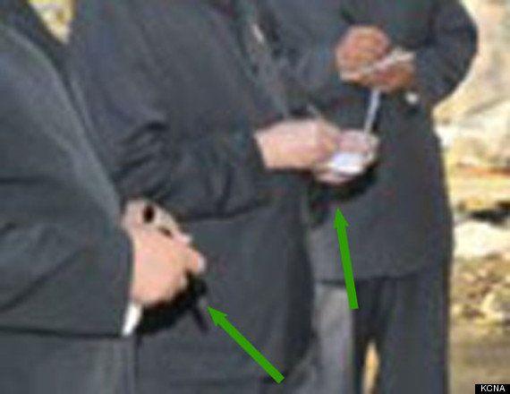 【北朝鮮】金正恩第一書記、大丈夫だ。この写真がフォトショップで加工しているなんて誰も思わないよ