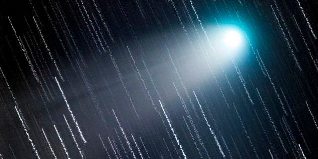 オリオン座流星群、10月21日夜にピーク
