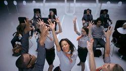踊る客室乗務員:ヴァージン・アメリカの楽しい安全ビデオ