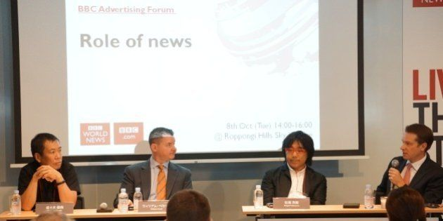BBC、ブルームバーグ、佐々木俊尚氏、ハフィントンポストが語る