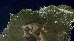 伊豆大島、台風26号で甚大な被害