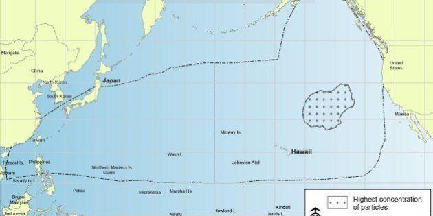 「震災で発生した巨大がれき島が漂着?」アメリカで噂に