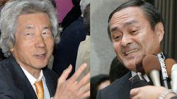 小泉純一郎元首相「新党を作る気はない」