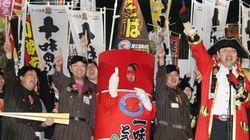 B−1グランプリに福島県の「なみえ焼きそば」、あまちゃん効果で「久慈まめぶ汁」5位!