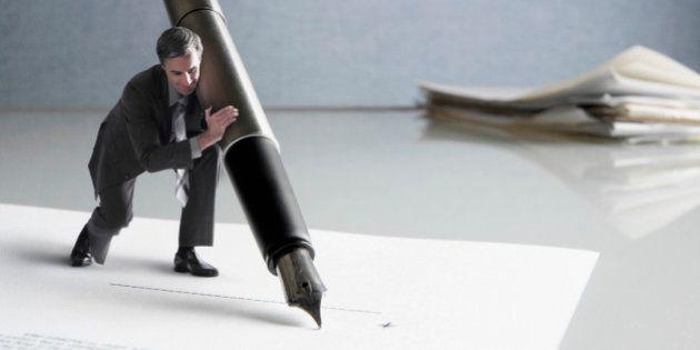 36協定が無い中小企業の半数以上が違法残業