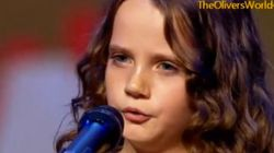 オランダの9歳の少女「歌がうますぎる」と評判に【動画】