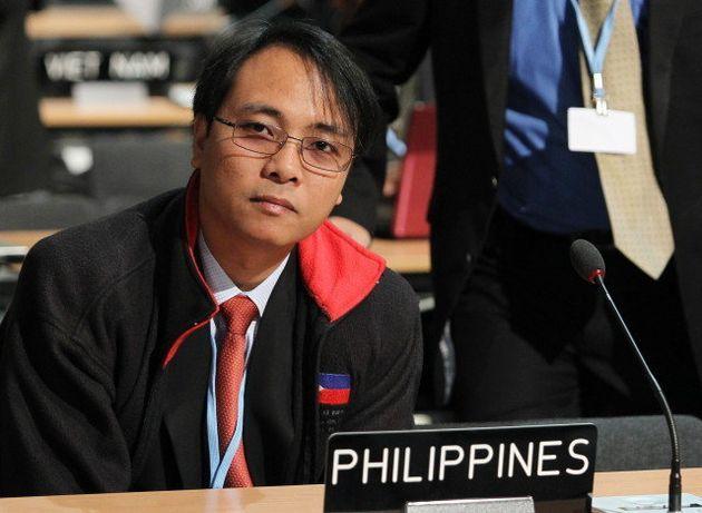 「この気候変動は狂気だ」フィリピン政府代表がCOP19で涙の演説