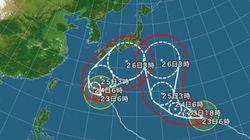 今年、台風が多い理由