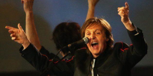 ポール・マッカートニー「ただいま」11月11日に11年ぶりの日本公演、39曲熱唱