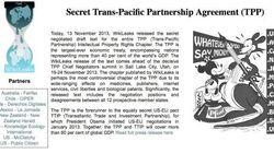 TPP秘密交渉をWikiLeaksが暴露か