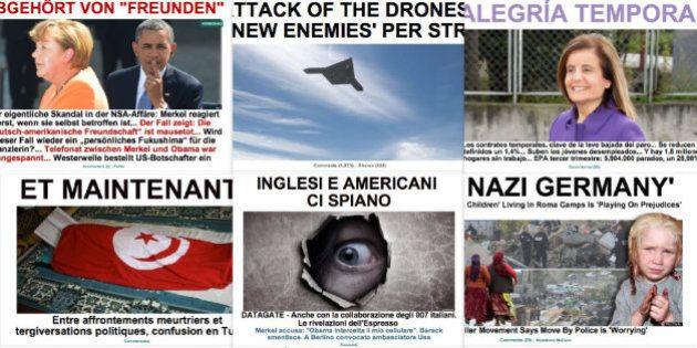 「ロマへの偏見はナチスドイツのようだ」イギリスで懸念広がる/ハフィントンポスト各国版 本日のスプラッシュ