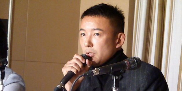 山本太郎氏、特定秘密保護法案は「政治家と官僚のクーデターだ」