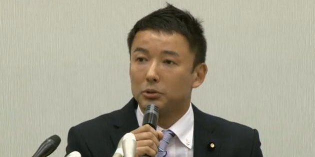 山本太郎氏「67万人と約束したので辞めない」