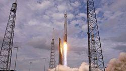 NASA、火星探査機MAVENを打ち上げ