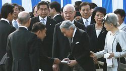山本太郎氏、天皇陛下に直訴