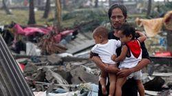 台風30号の死者「1万人」と警察幹部 フィリピンで被害が大幅拡大