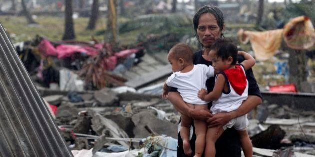 台風30号で「死者1万人」と警察幹部