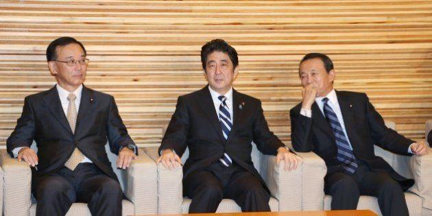 「国家戦略特区」法案を閣議決定