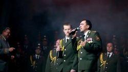 ロシア内務省国内軍によるダフト・パンクのカバーが衝撃